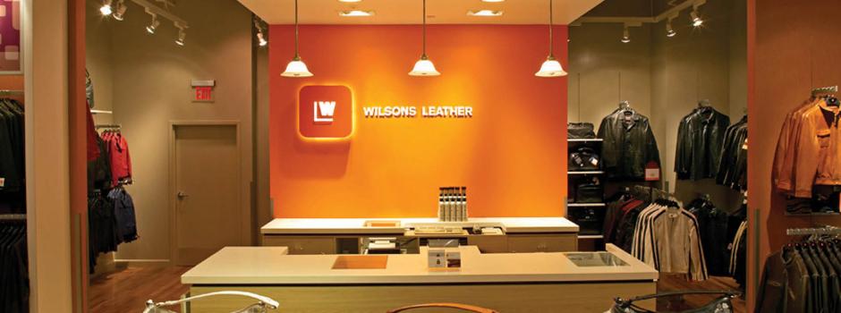 Wilsons Leather Rebranding